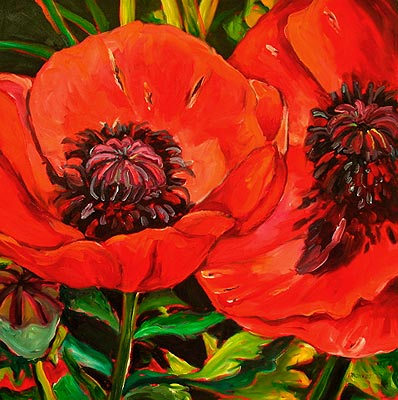 Oriental Poppies, Intrinsic